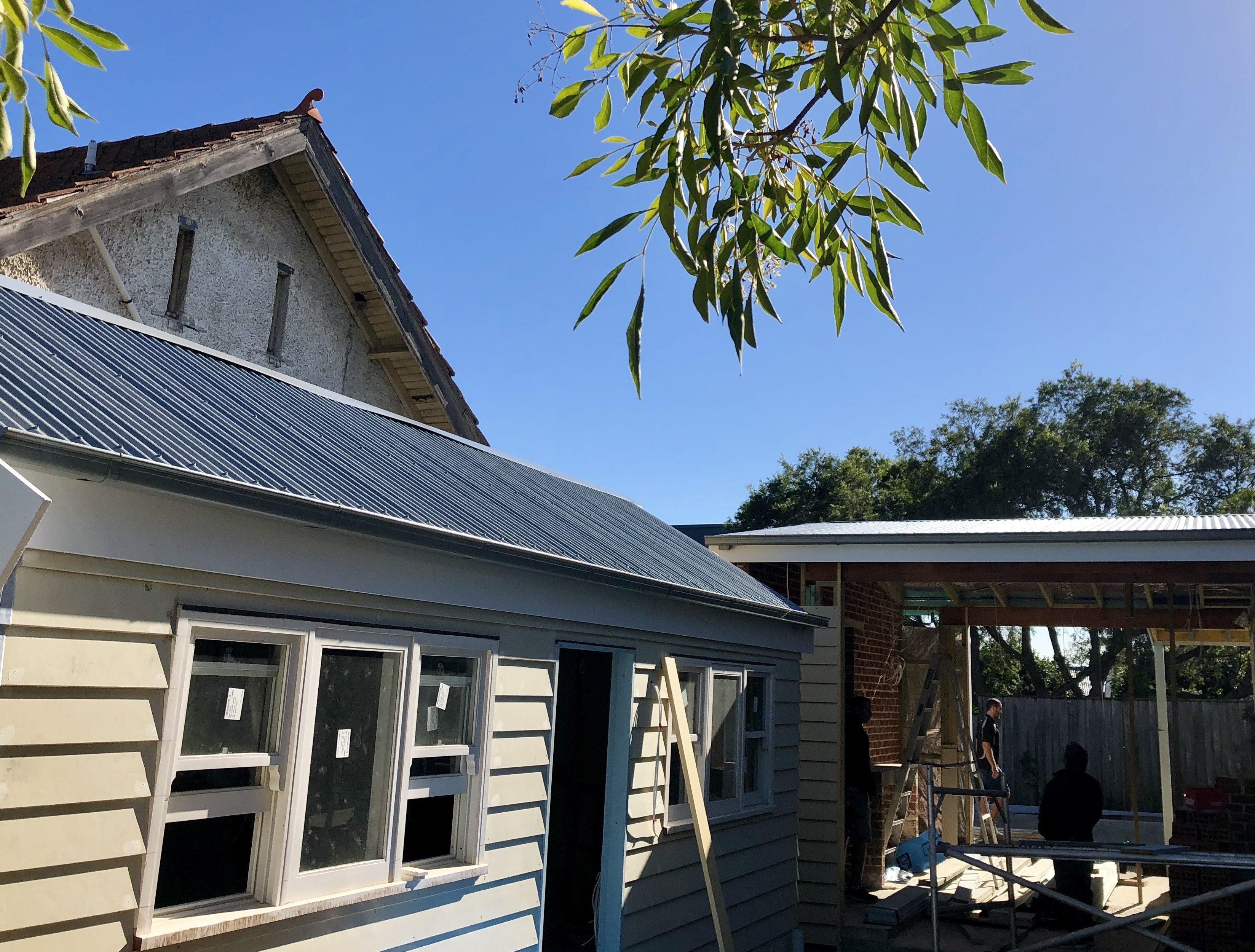 AusStyle Metal Roofing Lilyfield