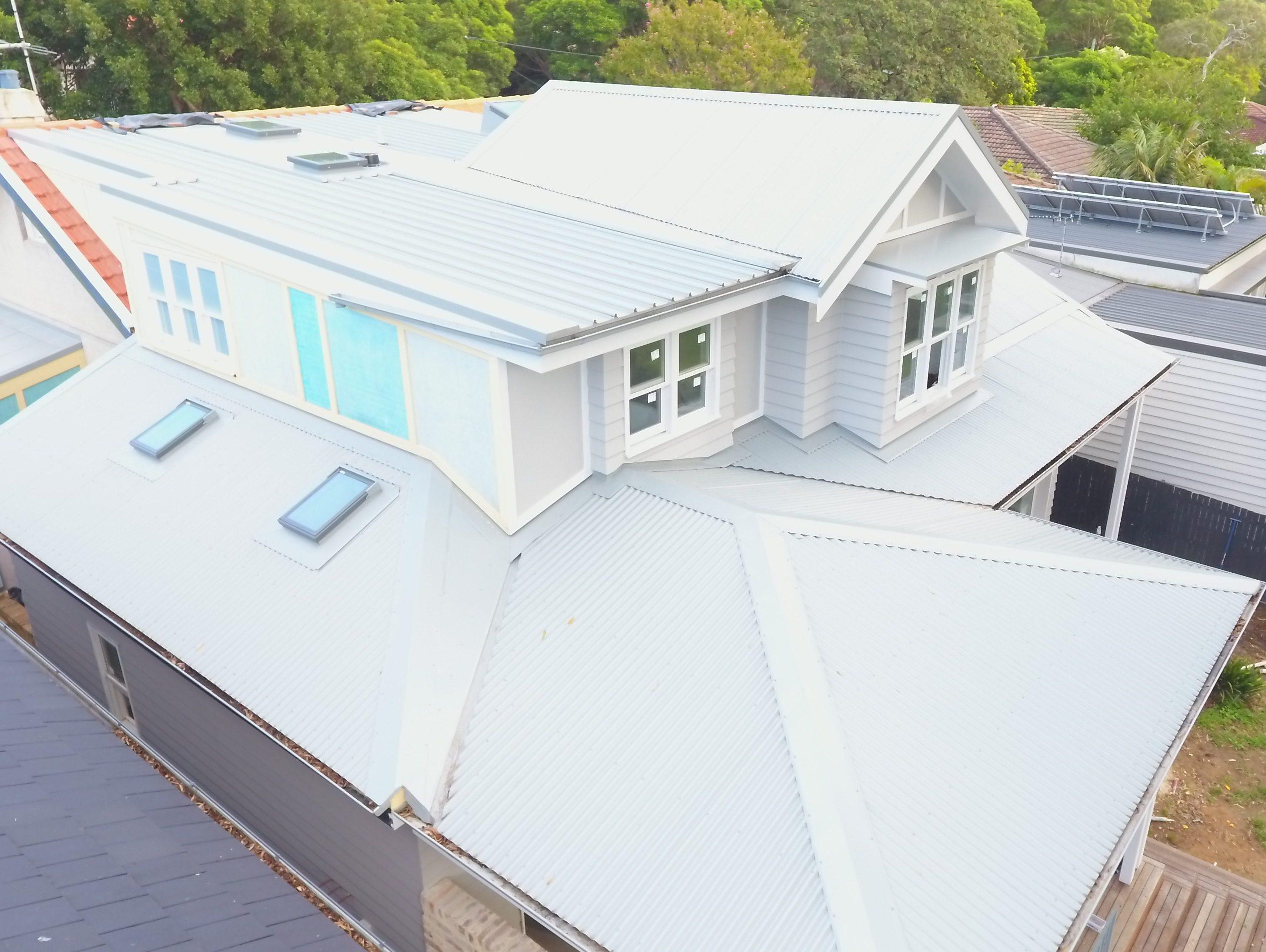 Metal Roofing Artarmon