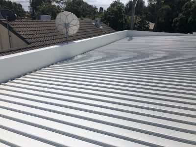 Commercial Re-roof Killarney Vale